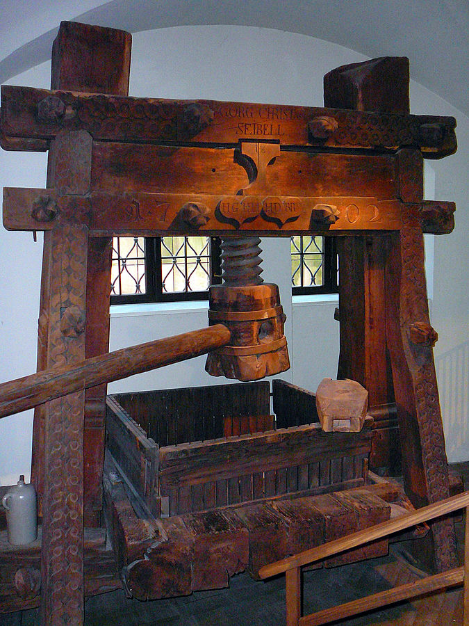 The Invention Of Movable Type